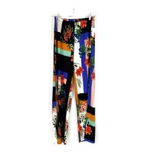 Melissa Paige Blossom Block Multicolor Pants